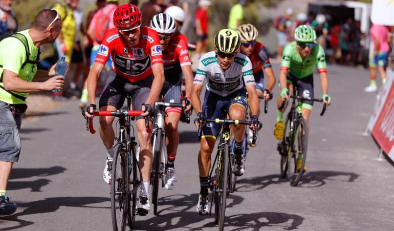 Etapa 9 Vuelta a España: Etapa 9: un nuevo final en alto en la Vuelta a España