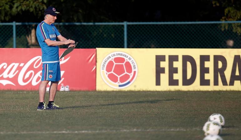 Falcao completa el grupo de convocados de la Selección Colombia