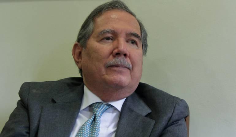 Guilermo Botero presidente de Fenalco