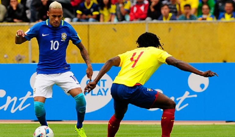 Brasil vs Ecuador.: Ecuador en busca de hazaña en casa del súper líder Brasil