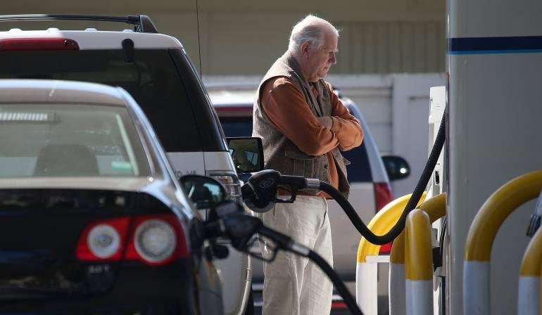Harvey podría aumentar el precio de la gasolina en México