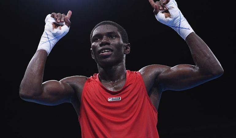 Yuberjen Martínez Mundial Boxeo bronce: Yuberjen consigue medalla para el país en un Mundial de Boxeo luego de 36 años