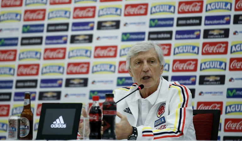 James y Ospina llegaron a Barranquilla para unirse a la Selección Colombia