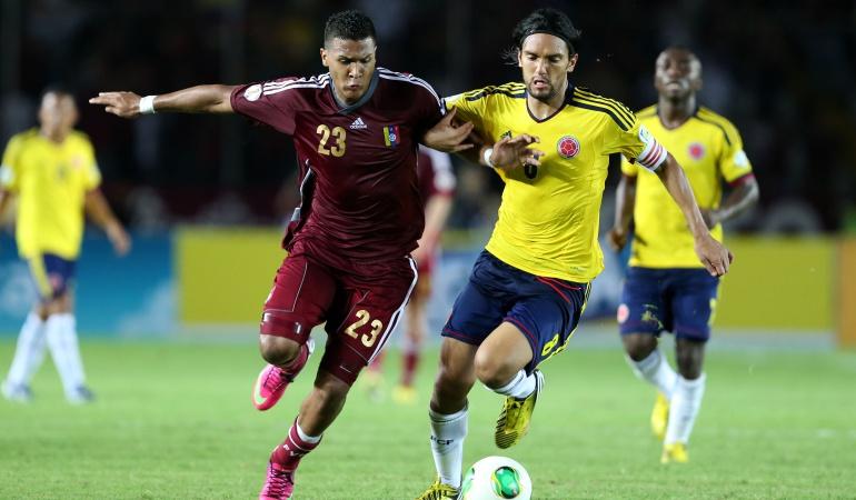 Colombia Venezuela Eliminatorias: Así le ha ido a Colombia ante Venezuela como visitante por Eliminatorias