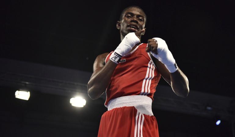 Yuberjén Martínez: Yuberjen Martínez, derrotado en las semifinales del Mundial de Boxeo