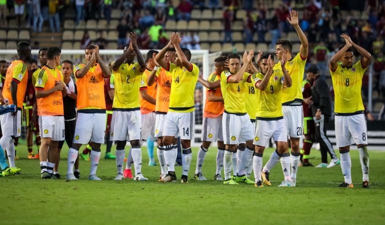 En vivo Venezuela Colombia fecha 15 Eliminatorias: Un punto más cerca de Rusia: Colombia igualó sin goles ante Venezuela