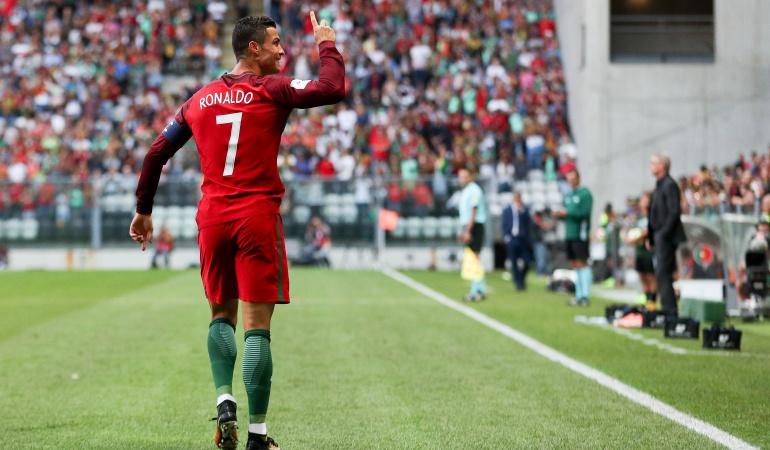 Cristiano Ronaldo Portugal Islas Feroe: Cristiano supera récord goleador de Pelé y guía a Portugal a la victoria