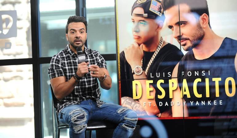 """Despacito canción más escuchada de Spotify: """"Despacito"""", la canción más escuchada en Spotify en un verano muy latino"""
