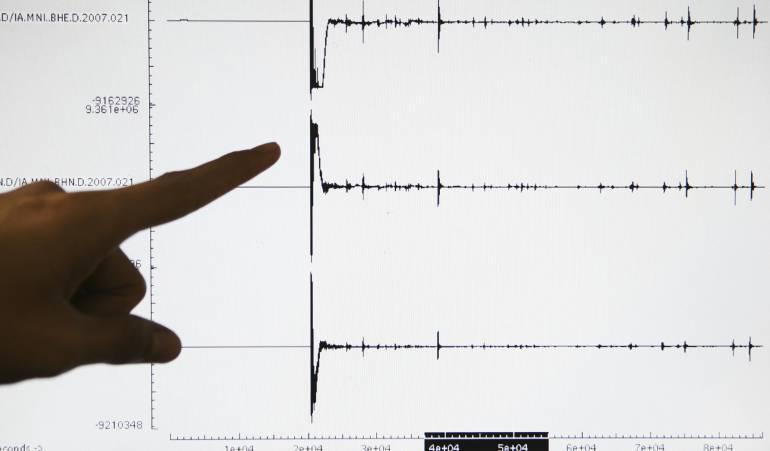 Terremoto Indonesia: Terremoto de 6.2 grados sacudió las costas de Indonesia