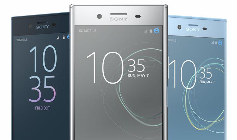 Móviles Sony Xperia