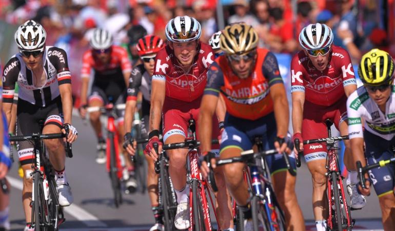 Etapa 13 Vuelta a España: Etapa 13: un respiro antes de la alta montaña del fin de semana
