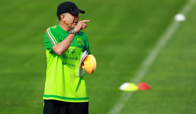 La Selección de Osorio va por la clasificación a Rusia 2018