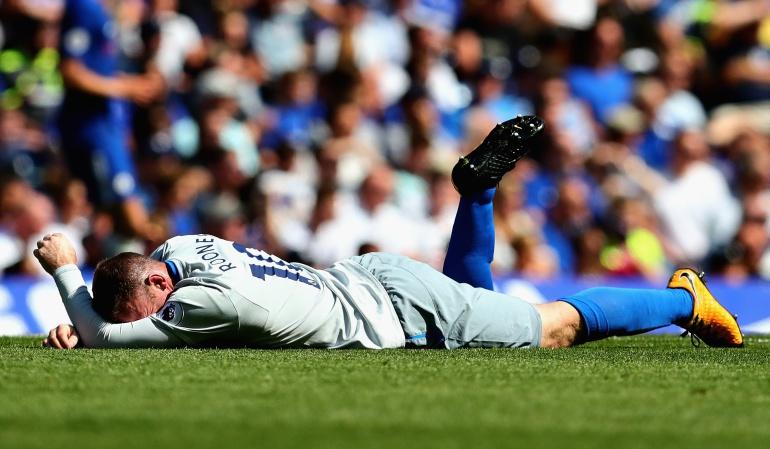 La policía inglesa detuvo a Rooney por manejar en estado de embriaguez