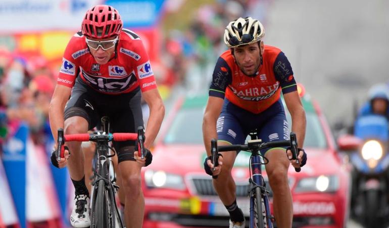 Froome Nibali Contador: Nibali y Contador atacarán mañana, estoy preparado: Froome