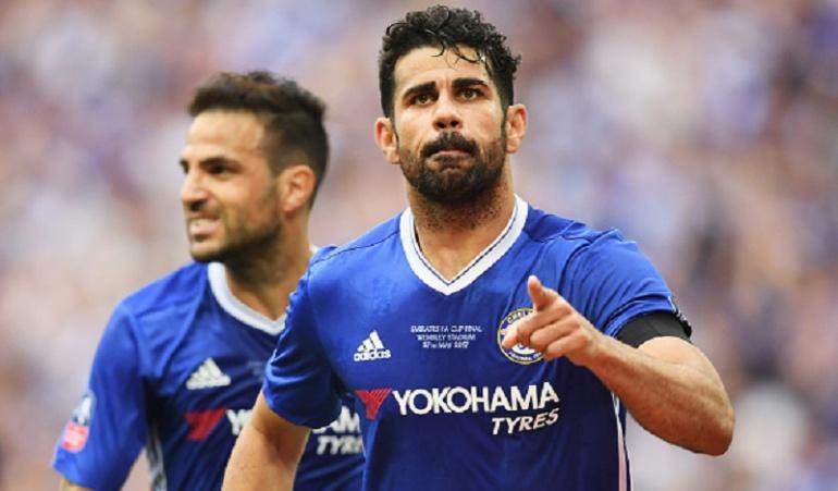 Diego Costa Chelsea Liga Premier: Diego Costa continuará en el Chelsea