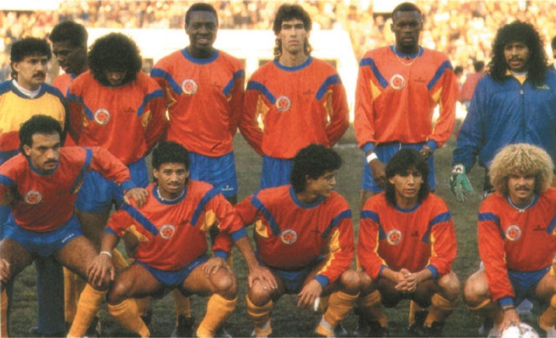 Colombia Brasil Copa América 1991: Colombia Vs. Brasil en la Copa América de 1991