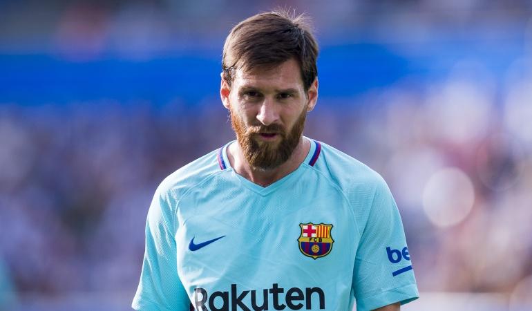 Messi renovará formalmente su contrato con el Barcelona hasta 2021