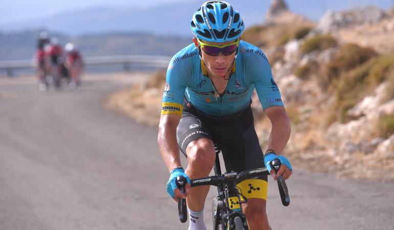 Merecimos la victoria de etapa: Miguel Ángel López