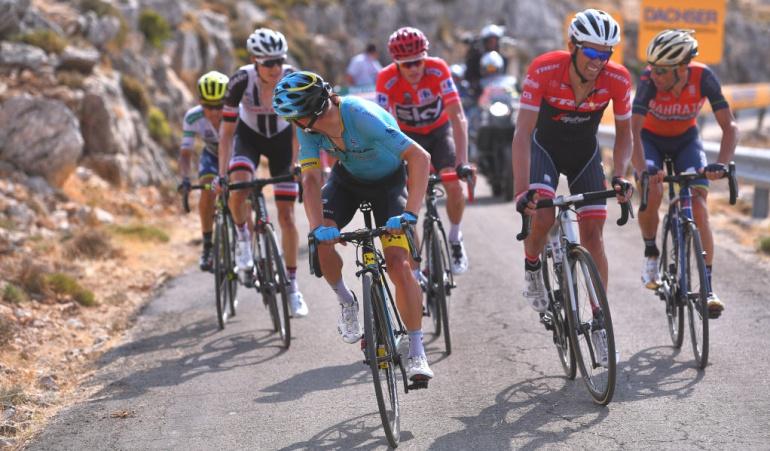 Etapa 15 Vuelta España final en ascenso: Etapa 15: nuevo final en alto que promete cambios en la clasificación general