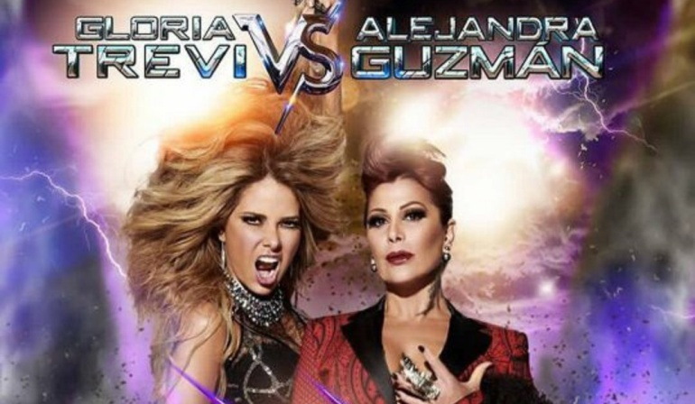 Gloria Trevi y Alejandra Guzmán en Colombia: Gira de Gloria Trevi y Alejandra Guzmán llegará a Colombia el 11 de noviembre