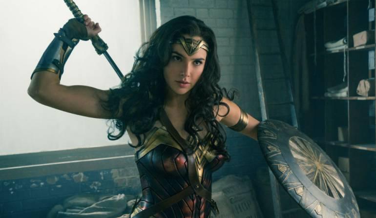El relanzamiento de 'Wonder Woman' contendrá una escena inédita