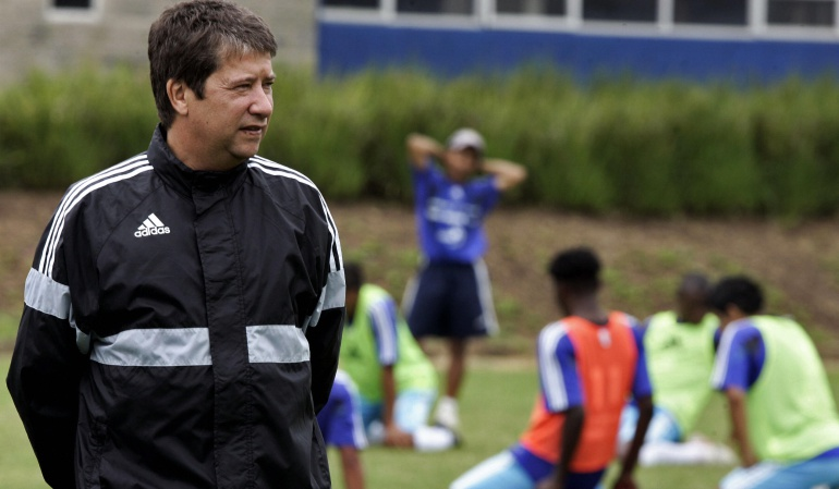 'Bolillo' Gómez se juega el puesto ante Trinidad y Tobago