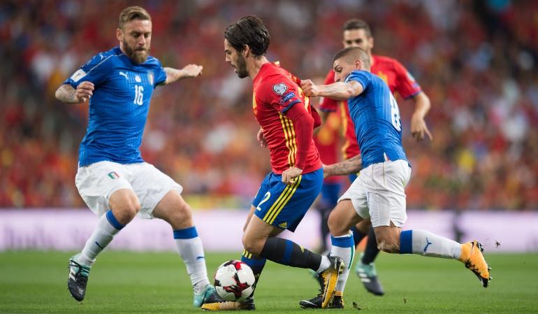 Ni siquiera Messi alcanzó el nivel de Isco en el España - Italia: Marco Verratti