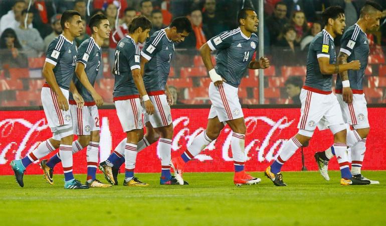 Paraguay Uruguay Eliminatorias: Paraguay quiere seguir soñando ante un Uruguay que busca acercarse a Rusia