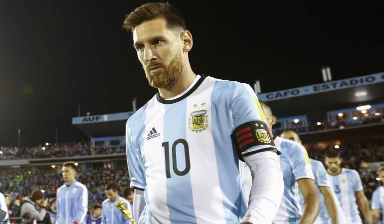 Eliminatorias: Argentina Venezuela: Argentina busca acercarse a Rusia ante una eliminada Venezuela