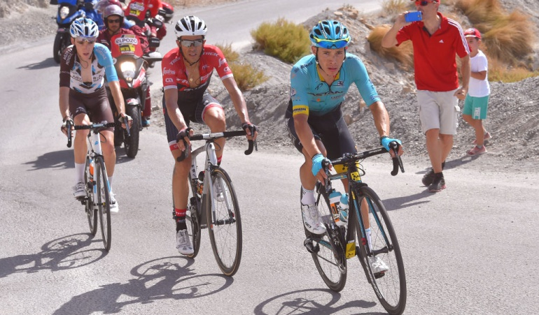 Etapa 17 Vuelta a España: Etapa 17: un nuevo final en alto en la Vuelta a España