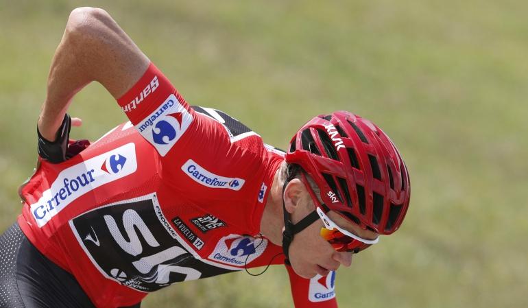 Sin duda, para mí, es más difícil ganar La Vuelta que el Tour: Froome