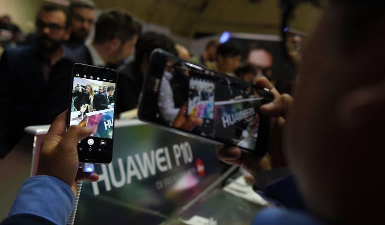 Cámara Huawei P10