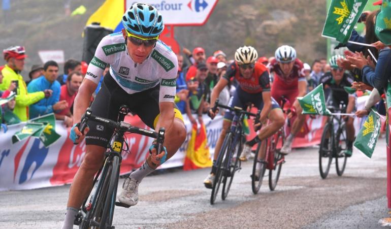 Etapa 18 Vuelta a España: Etapa 18: media montaña y un nuevo final en alto