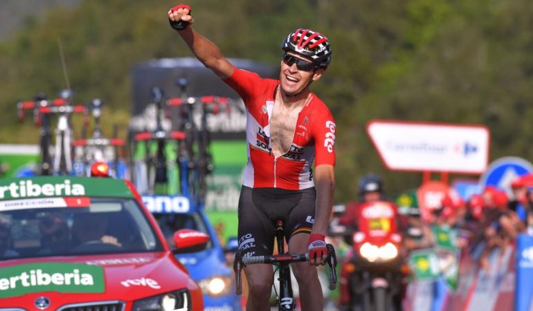 Sander Armee ganador etapa 18 Vuelta a España: Armee gana la etapa 18; Froome amplia su ventaja sobre Nibali