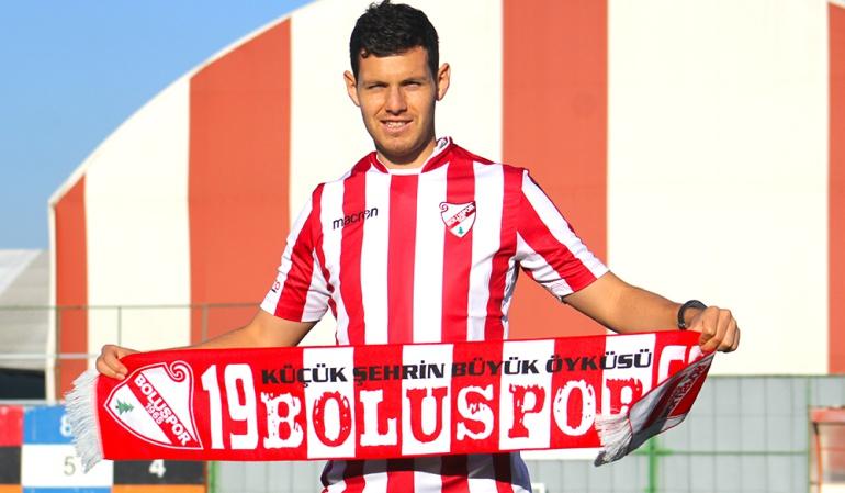 Pedro Franco Boluspor Turquía: Pedro Franco jugará en el Boluspor de la segunda división de Turquía