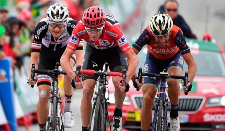 Vuelta a España etapa 19: Etapa 19: 149,7 kilómetros, 4 puertos y meta en Gijón