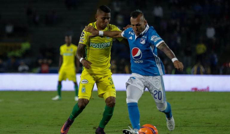 Fecha 12 Liga Águila: Dimayor define programación de la fecha 12; Nacional recibe a Millonarios