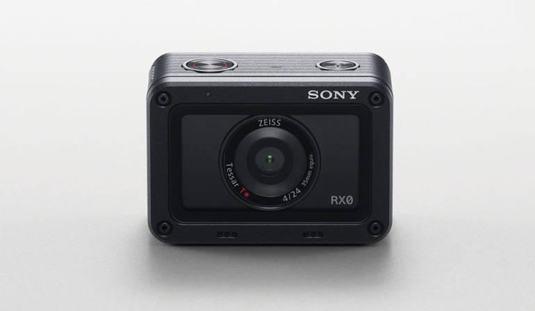 La cámara Sony RX0