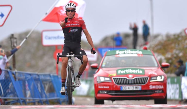 Alberto Contador mejor despedida: No puede haber una despedida mejor: Contador entre lágrimas