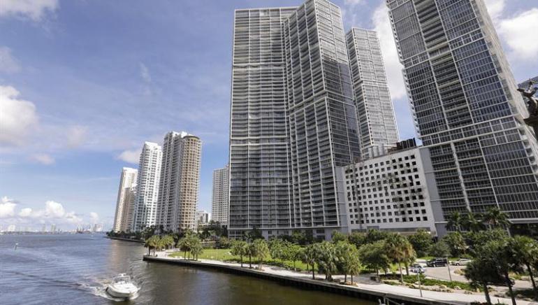 FLORIDA: Florida recibe el devastador huracán Irma tras días de preparativos