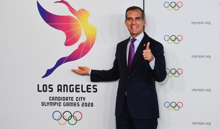 El COI afirma que Los Ángeles cumple los requisitos para ser sede de los JJOO