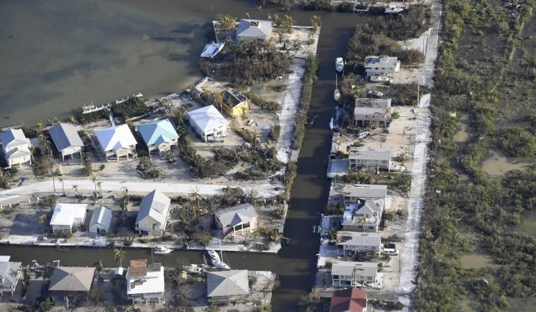 EE.UU. electricidad: Más de 6 millones de hogares seguirán sin electricidad en EE.UU. por el paso de Irma