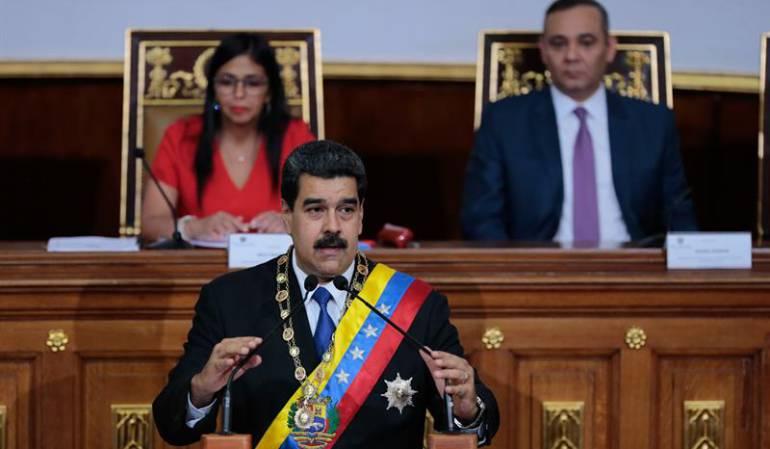 República Dominicana Cancillería Gobierno y oposición venezolana: Gobierno y oposición venezolana retomarán diálogos, asegura la Cancillería