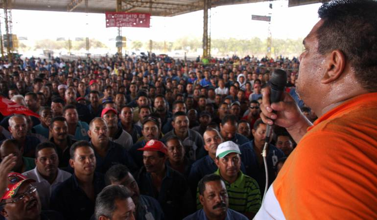Sindicato de Trabajadores de Venezuela: Sindicato de Trabajadores de Venezuela denuncia pérdida en empleos
