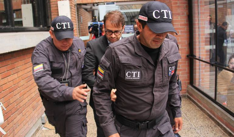 Inpec Gabriel Dumar Odebrecht: Inpec traslada de pabellón a Gabriel Dumar, testigo clave en caso Odebrecht