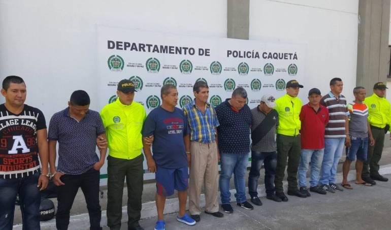 NARCOTRAFICO Caquetá norteño: En Caquetá cayeron los 'norteños' de la coca