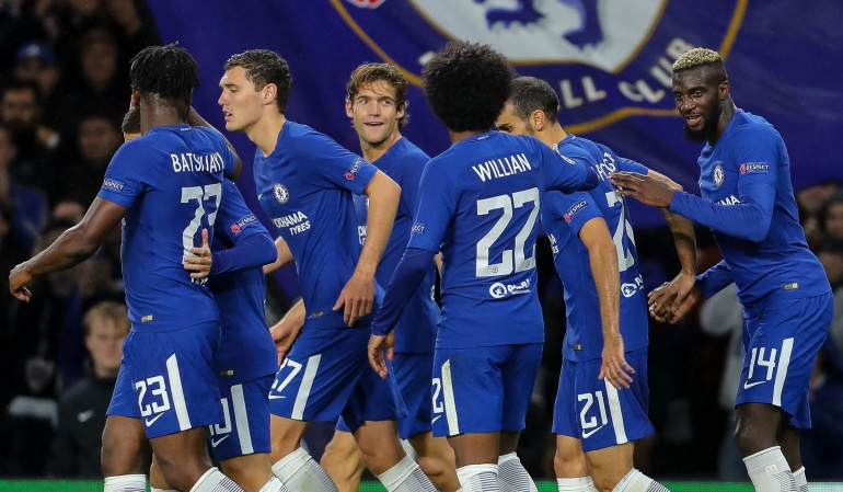 Chelsea Champions League: Chelsea regresó a la Champions con victoria aplastante
