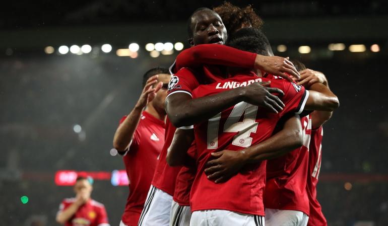 Manchester United: Manchester United vence con comodidad al Basilea en su regreso a Champions
