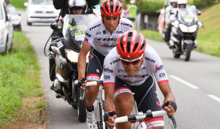 Jarlinson Pantano Alberto Contador: Qué grande eres, Jarlinson Pantano: Alberto Contador