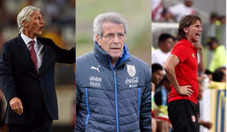 Selección Colombia Pékerman, Tabárez y Gareca: Pékerman, Tabárez y Gareca: el respeto al proceso y trabajo